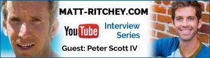 Video Interview: How to Design a Fearless Life with Peter Scott IV